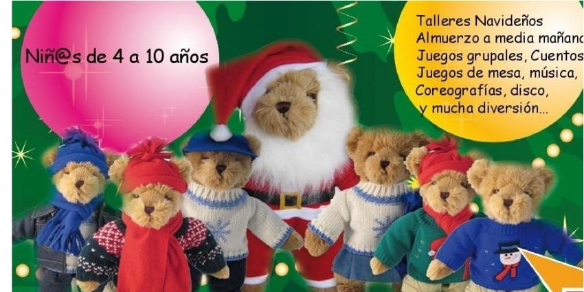 Canpameto De Navidad 2018 Animal Party Vitoria