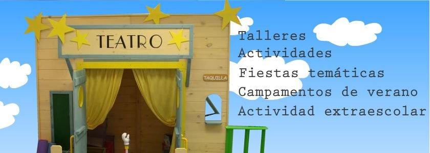 actividades y talleres infantiles para niños