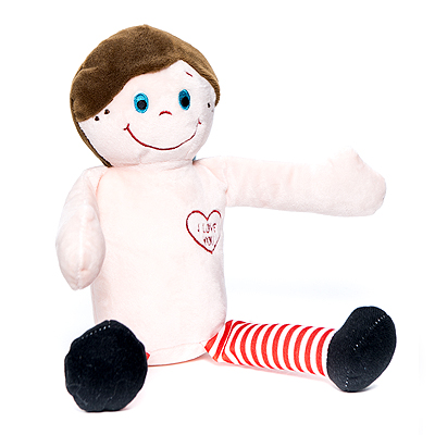 Muñeco Teddy Mini