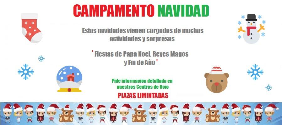 Campamentos de navidad para dejar a tus hijos. Fiesta de navidad, fiesta de reyes, días sin cole en España